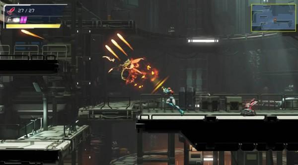 Metroid dread screenshots