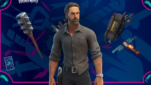 Fortnitemares 2021: 'The Walking Dead's' Rick Grimes Now Available on 'Fortnite' Shop