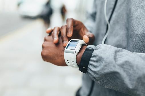 Wearable tech smartwatch
