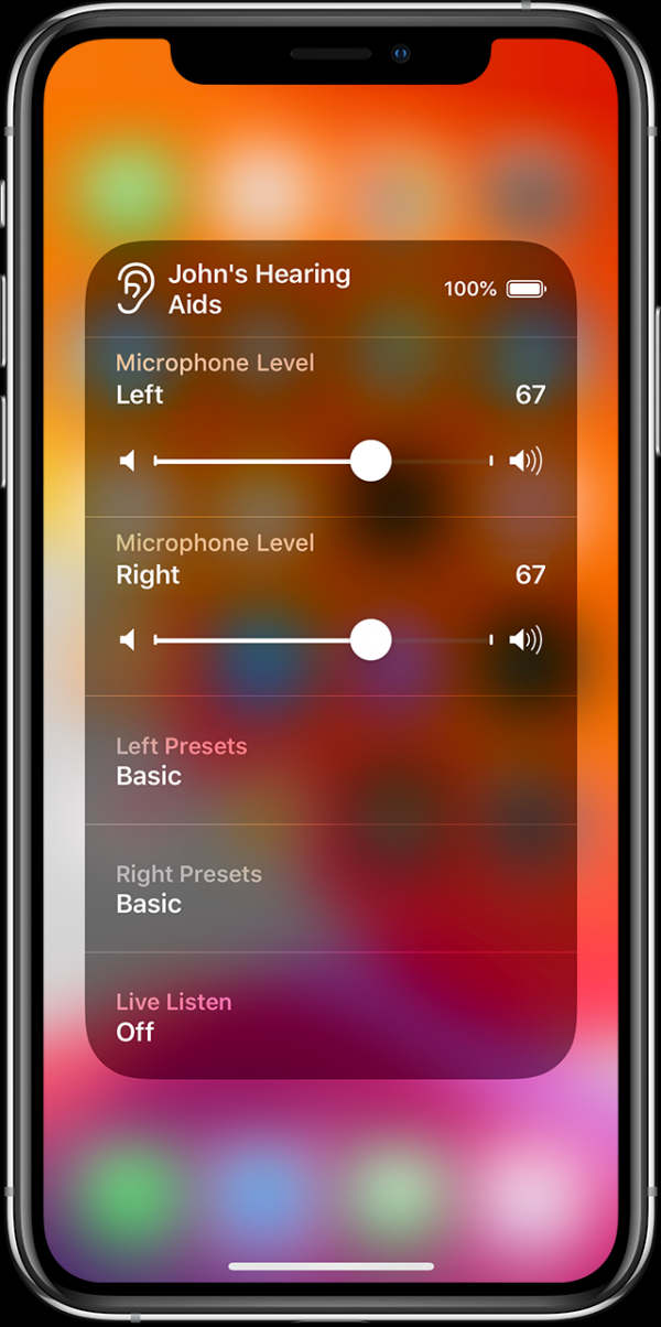 How to Use Hearing Aids with iPhone