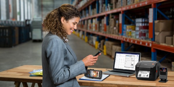 MUNBYN Android Barcode Scanner as Your Best Business Partner!