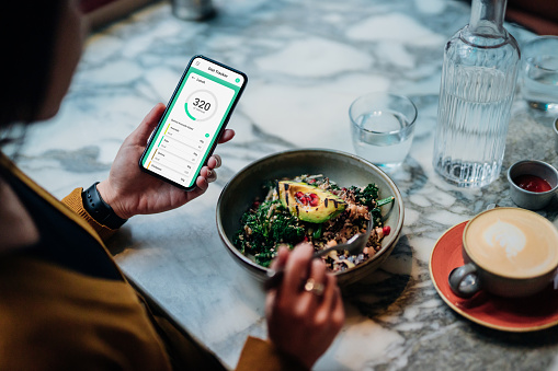Calorie tracking apps