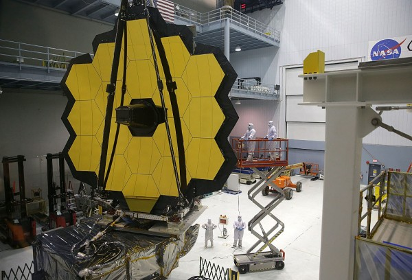 NASA's James Webb Space Telescope Worth $10 Billion Arrives at Launch Site—What's Next