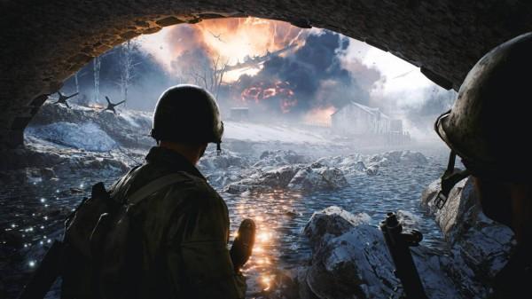 Battlefield 2042 art