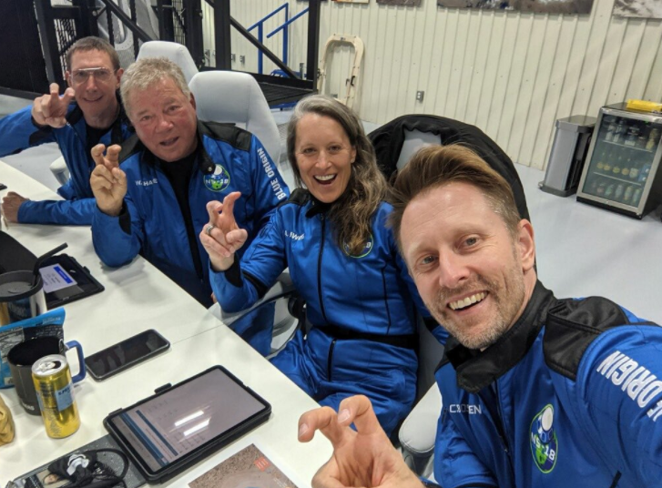 [BREAKING] William Shatner Blue Origin Finally Blasts Off! Spaceflight Length, and Other Major Updates