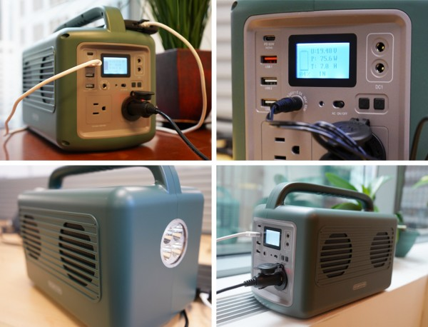 NTONPOWER Solar Rover: Power Station for All Outdoor Needs, Here To Bring a Reliable Portable Generator