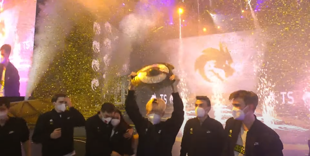 'Dota 2' TI10 New Champion is Now Team Spirit! Winning Against PSG.LGD in an Amazing Best-of-5 Series Game