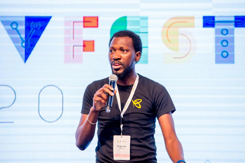 Flutterwave CEO Olugbenga Agboola