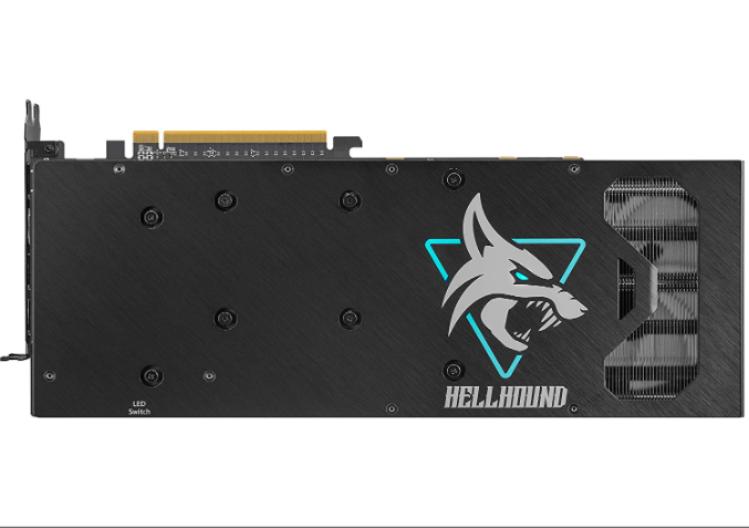 PowerColor Hellhound AMD Radeon RX 6700 Restock Sold for $829.99 | Could Proof of Stake be Pulling Down GPU Prices?