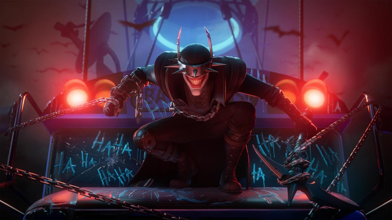 Batman/Fortnite: Foundation