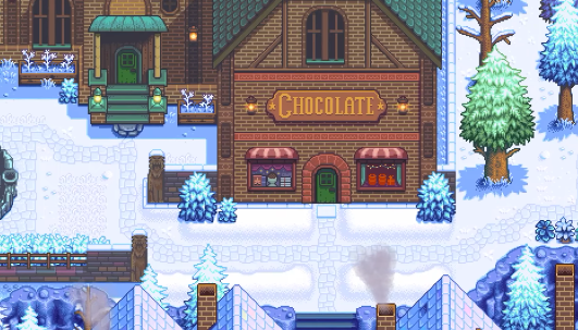 'Stardew Valley' Developer Introduces Spooky New Game 'Haunted Chocolatier'