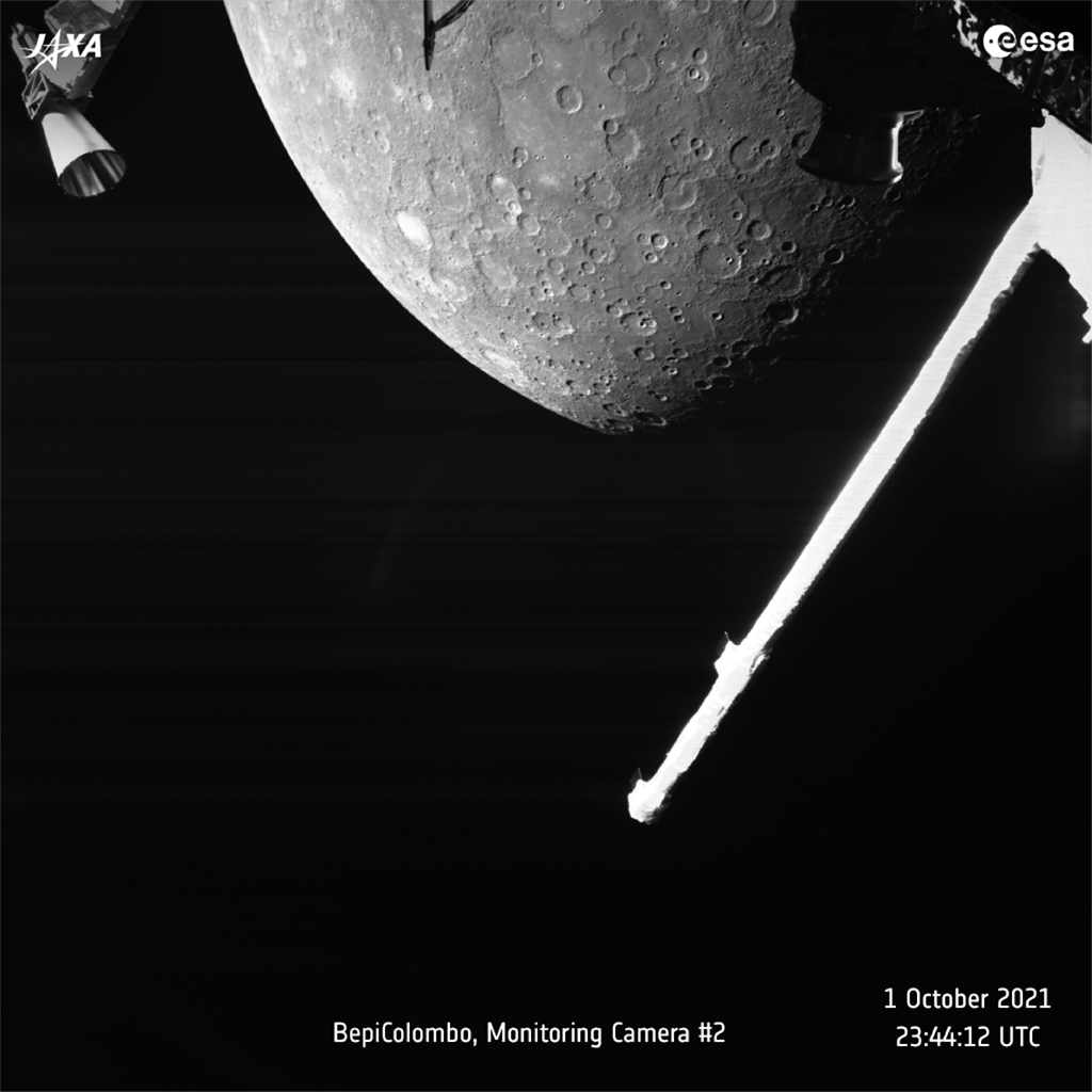 BepiColombo Mercury Flyby: ESA, JAXA, Bepi Narrates the First Planet's Environment and MORE - Tech Times