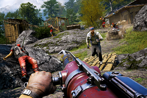 Far Cry 4 Hurk Deluxe Dlc Now Out Five New Missions New Weapons Such As The Impaler For Gamers Tech Times