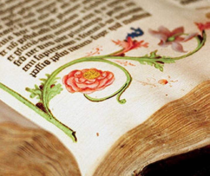 1455 Gutenberg Bible