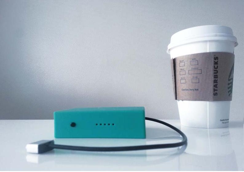 BatteryBox external charger