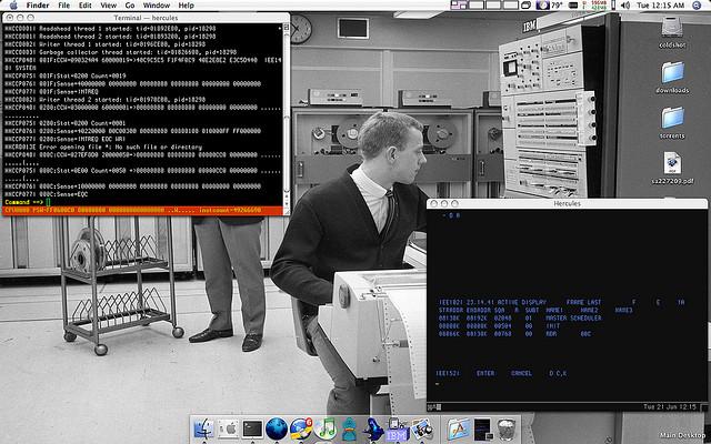Happy 50th birthday to the IBM mainframe