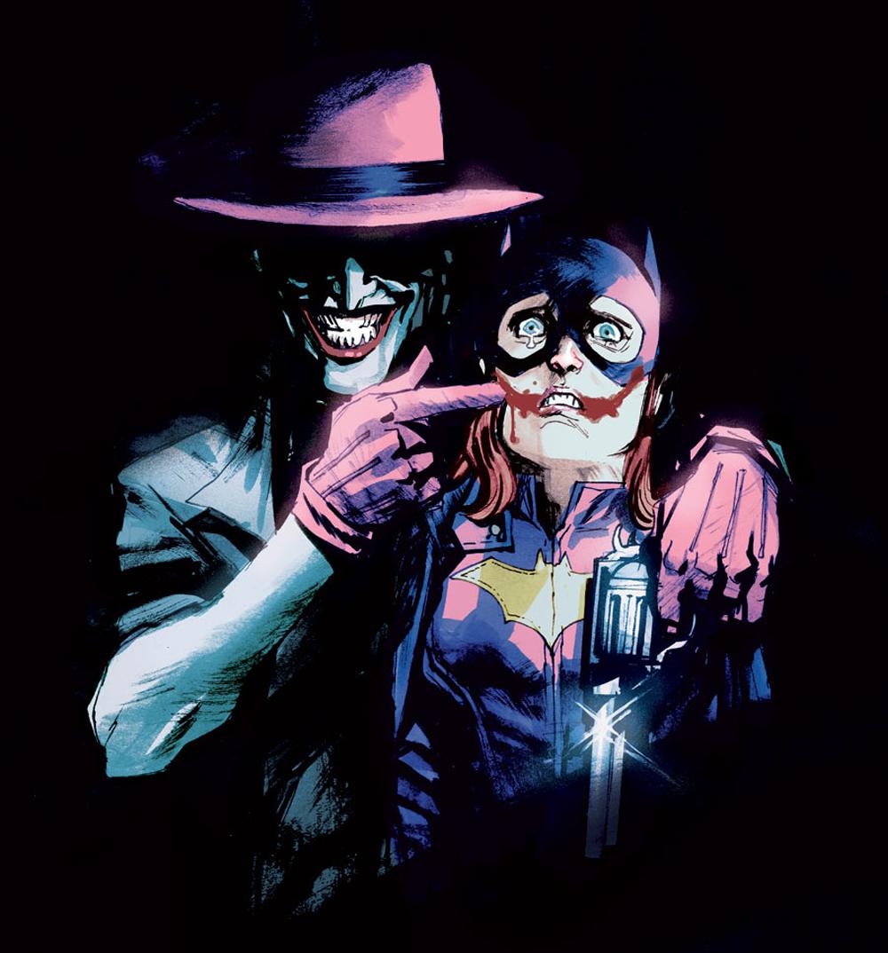 Batgirl Joker 41