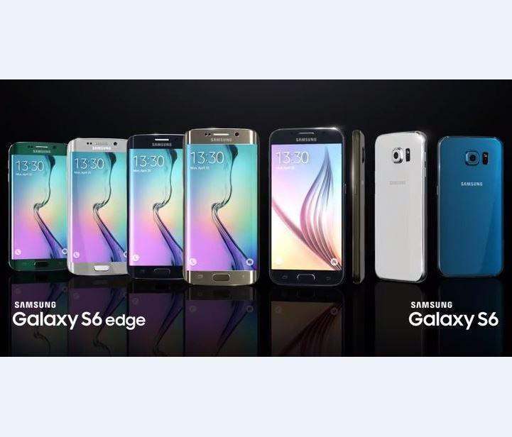 Samsung Galaxy S6 Edge and Galaxy S6