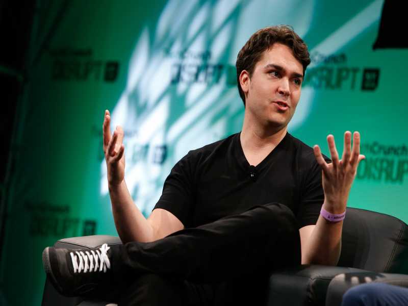 Secret app CEO David Byttow