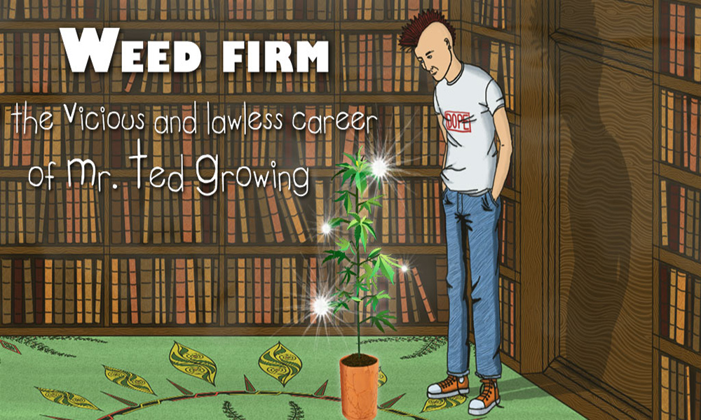 Apple Snuffs Out Weed Firm