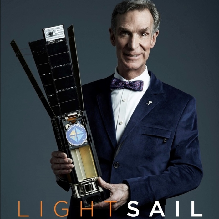 Bill Nye LightSail