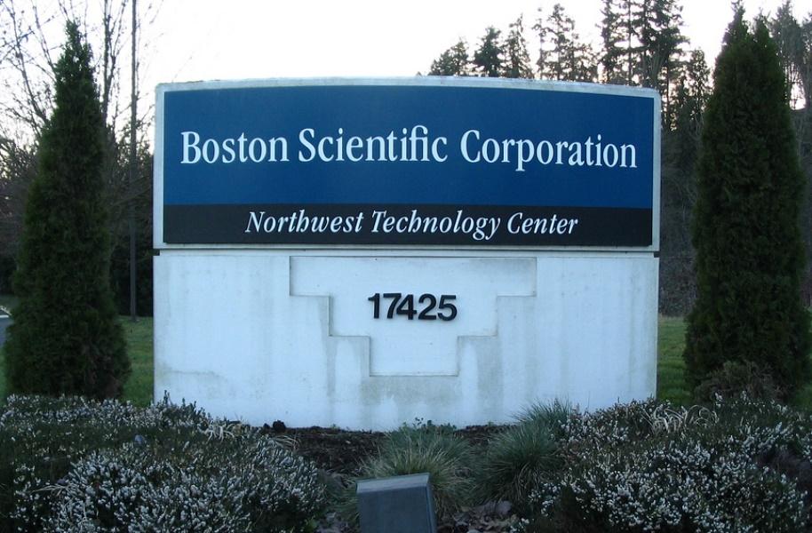 Boston Scientific Corp