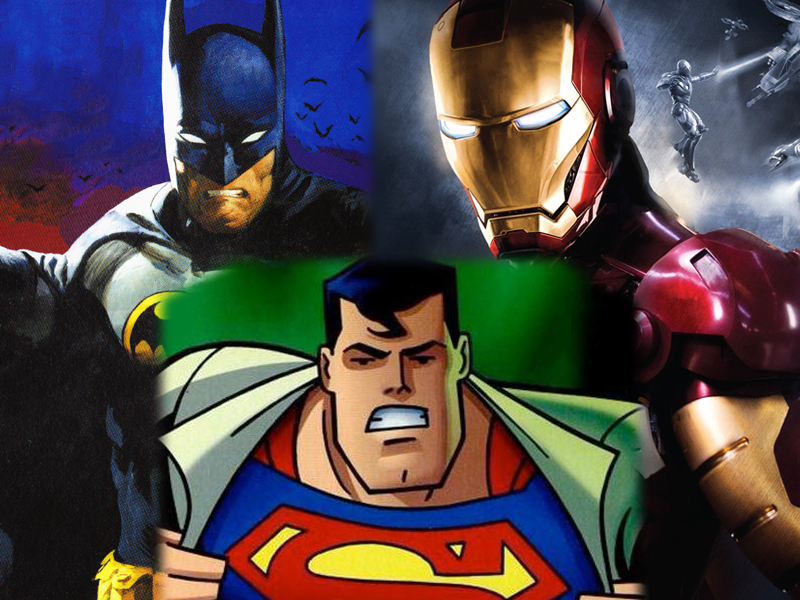 Top 10 Worst Superhero Games