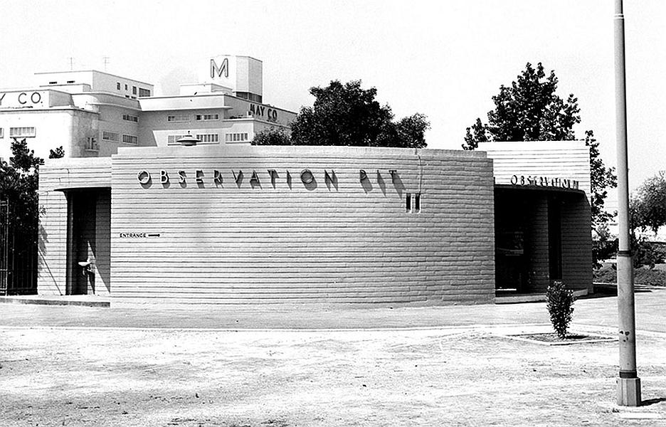 La Brea Observation Pit