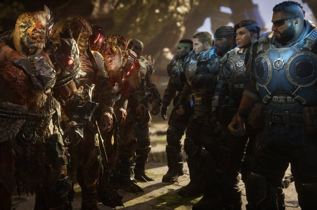 Xbox Live Outage Disrupts 'Gears 5' Early Access Start