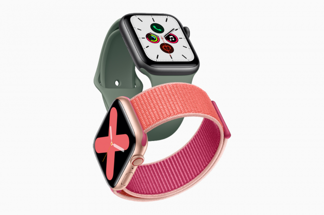 Apple officially introduces the Apple Watch Series 5