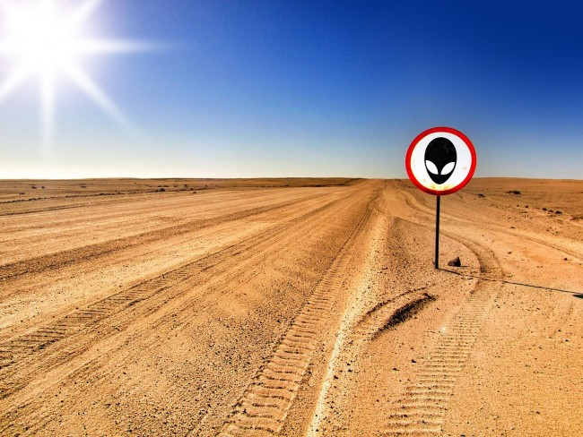 Thousands arrive in rural Nevada as 'Storm Area 51' event kicks off