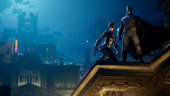 Fortnite announces Dark Knight crossover in time for 'Batman Day'
