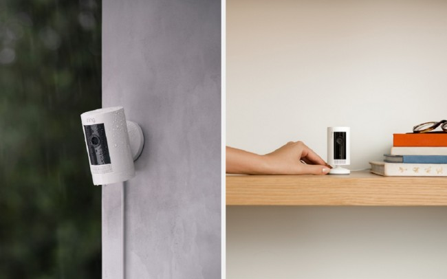 Ring Cameras Will Shut Off Recording When You're at Home