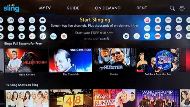 Sling TV Adds Free Content to The Fire TV & Android Devices