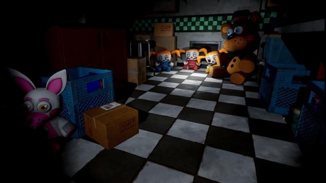 Scratch Studio - Five Nights at Freddy's fan games