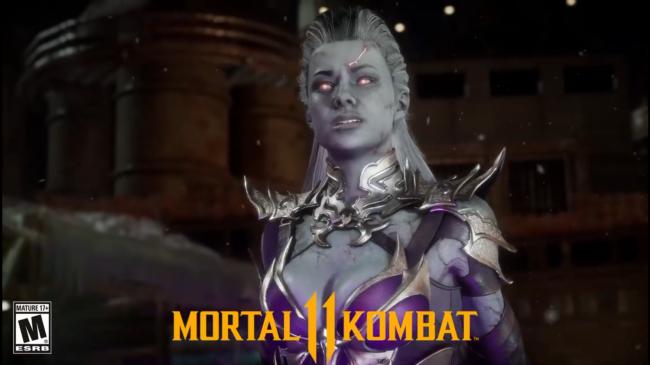 Mortal Kombat 11 Dlc Character Sindel Gameplay Reveal Today Tech
