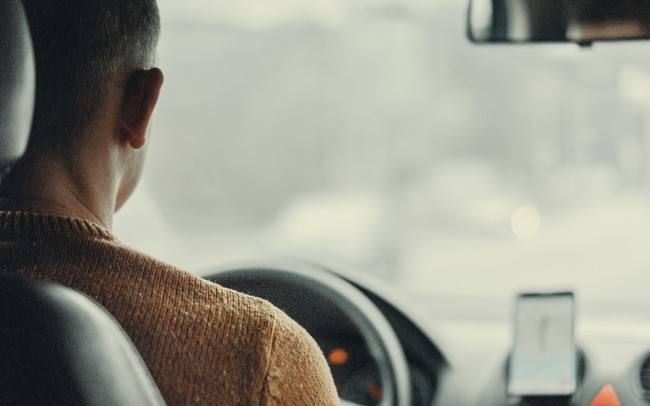 Coronavirus: Uber blocks drivers who picked up coronavirus man