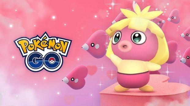 Valentine S Day Treat Pokemon Go Brings Special Raid Day Shiny Chansey Audino Alomomola And Other Pink Pokemon Tech Times Full odds 1% shiny chansey after 641 re's in leafgreen. pokemon go brings special raid day