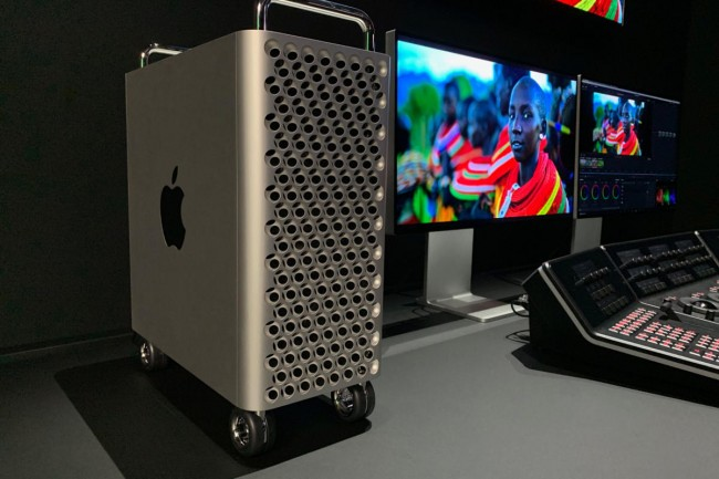 Get Ready to Shed $50,000 for a $400 Mac Pro Wheels That Do Not Lock! Is This Apple's Biggest Fail So Far?