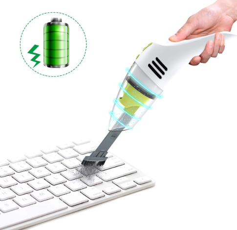 Save Your Keyboard! A Computer Vacuum Cleaner Can Go a Long Way!