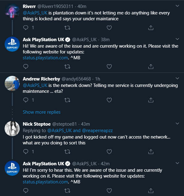 Update Playstation Network Is Down What Could Hae Gone Wrong Tech Times