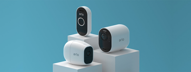 Arlo Follows Nest and Ring, Requires Two-Step Verification in Effect This Year