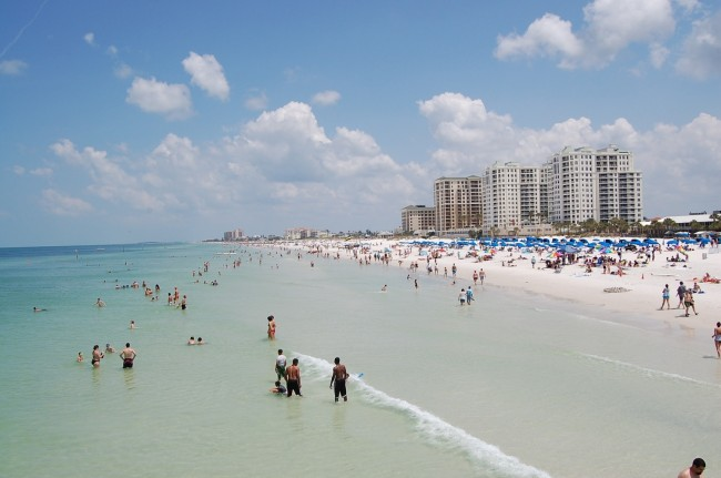 Some spring breakers are still hitting beaches amid the coronavirus pandemic