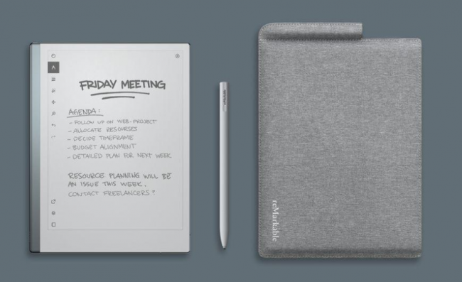 Remarkable's 2nd Gen Paper Tablet Is Faster and Thinner But Sells At A Higher Price Than An Entry Level iPad