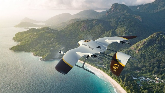 Are High-Speed Delivery Drones Coming? UPS Is Getting Closer to Delivering Your Items As Quick As 150 mph!