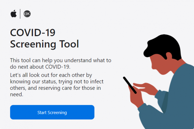 NO GEN Z ALLOWED: Apple COVID-19 Screening Tool Excludes Ages Under 18 - Why  Is That?
