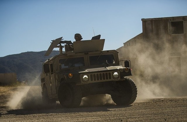 COD Wins Lawsuit Againts AM General: Humvees Will Remain In The Game!