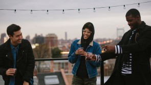 Rooftop Party - Enjoying Live Stream Events Anywhere with Deezer and Dreamstage
