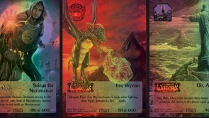 NFT Game 'SpellFire' Offers Real-World NFTs That You Can Actually Touch: 3 Card Types You Should Know