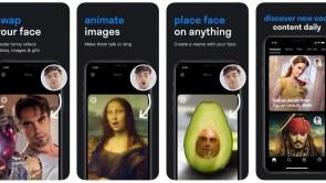 Reface Face Swap App